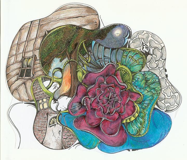 Flower Dream - Hollie Robinson