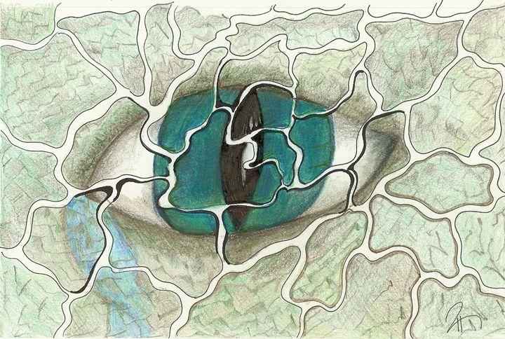 Dragon Eye - Hollie Robinson