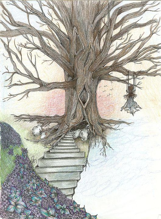 Tree Swing - Hollie Robinson