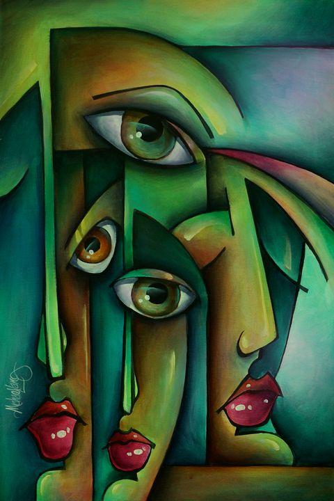 Suspicion - Mix Lang Art