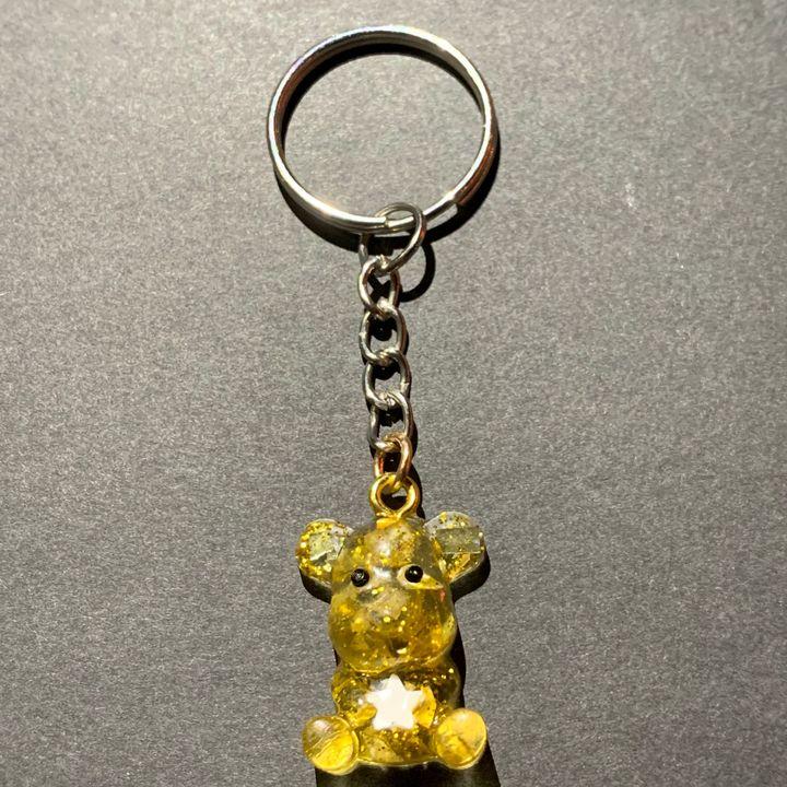 Gummy Bear Keychain - AngelsWalkAmongst