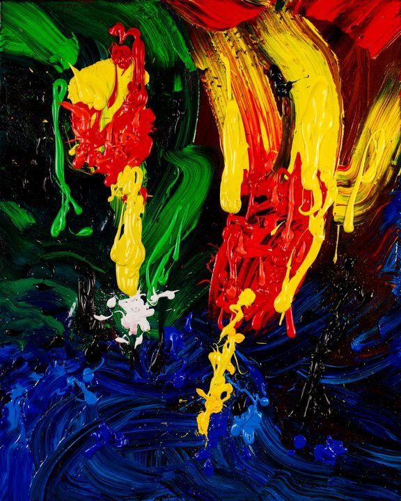 Amazing Vincent - Tom Bushnell