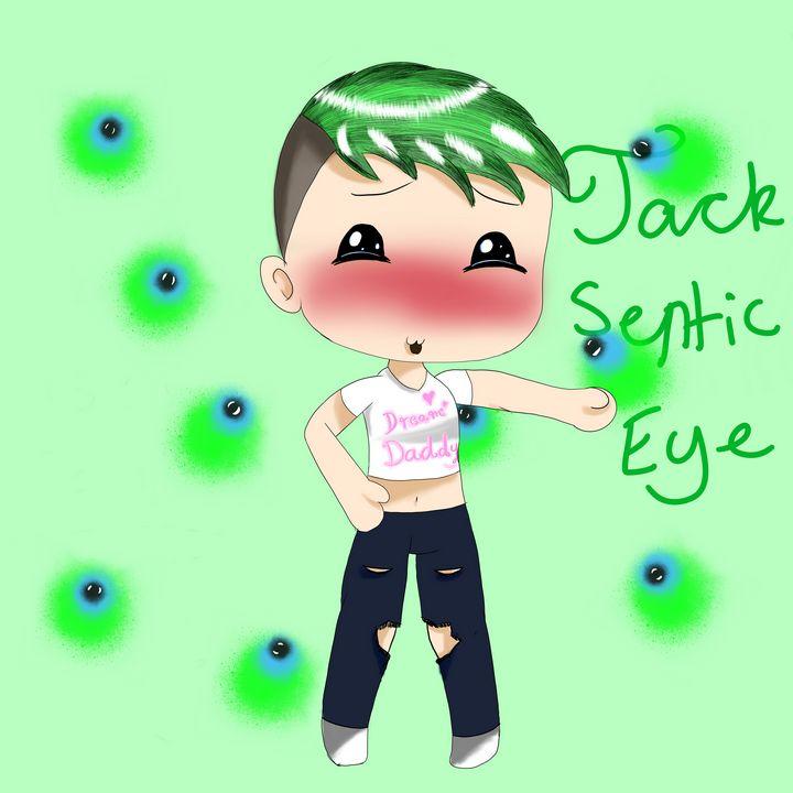 Jacksepticeye - BritneySheldon