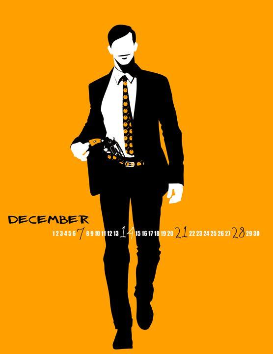 December - K' Portfolio