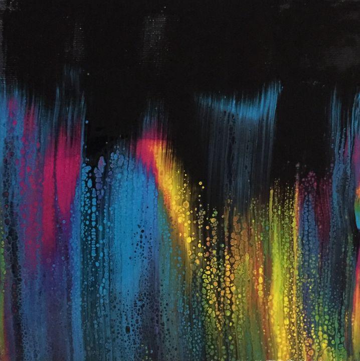 Rainbow Waterfall - SCS Creations
