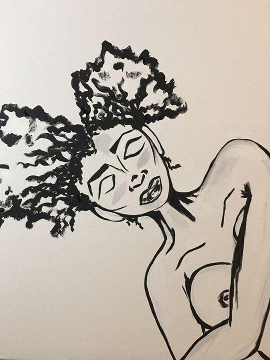 Meditation - Art By Wendy