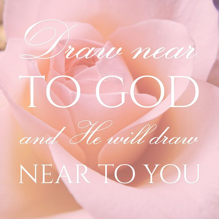 Draw Near To God - Promise Creative Works
