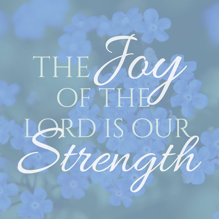 Joy Of The Lord - Promise Creative Works