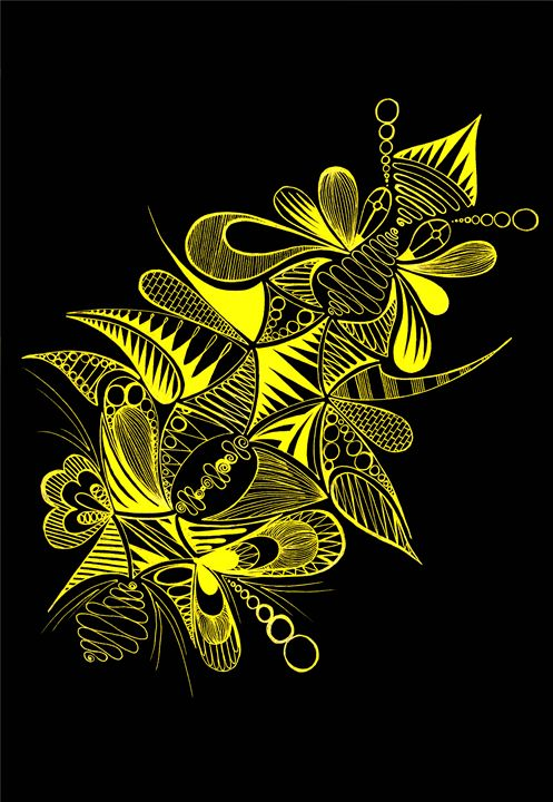 BEE - Abstract drawings