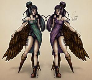 Kestrel Twins
