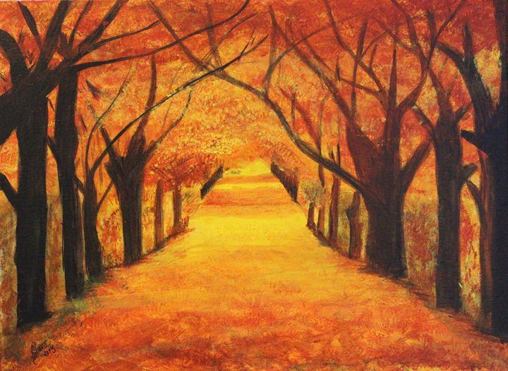 perspective - orangepurpleblue