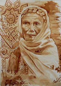 Binukot Portrait