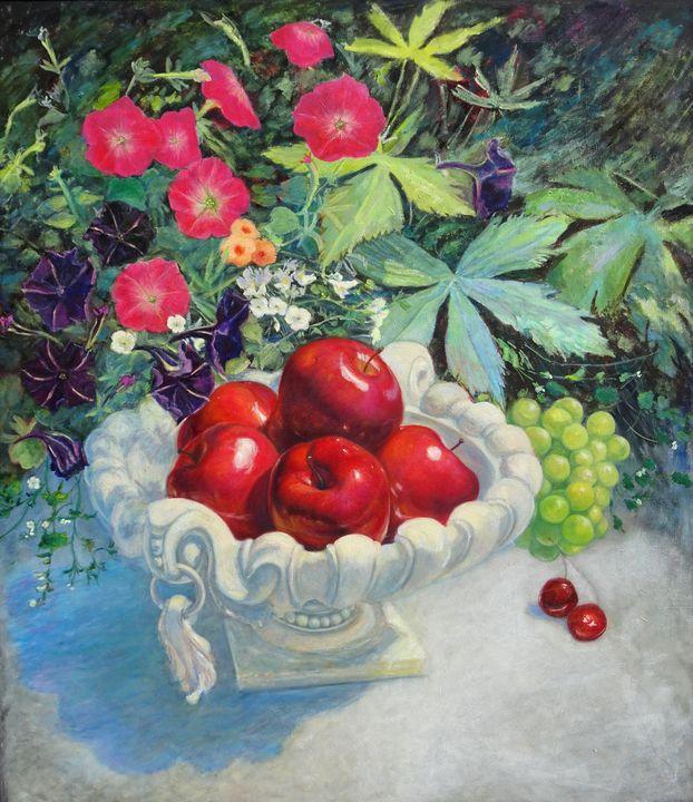 Apples - Inoka LaVallee