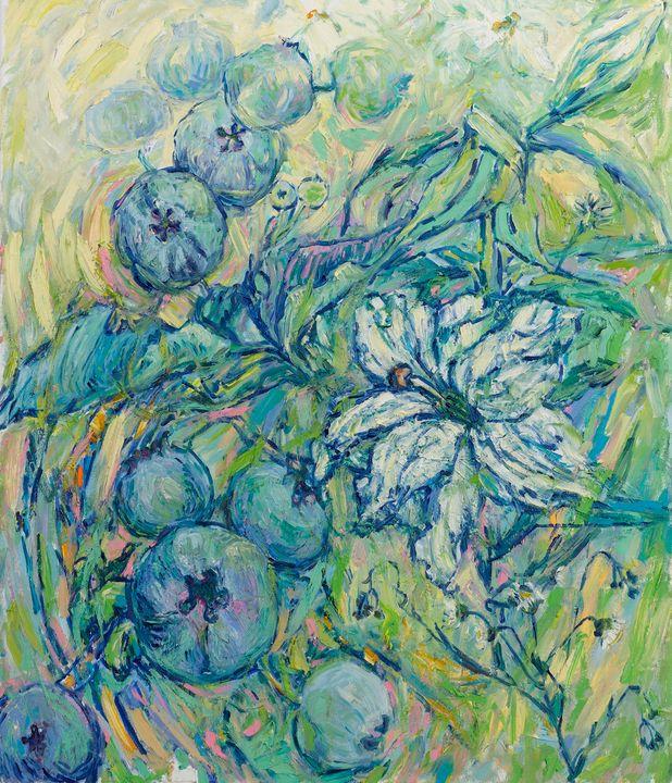 Borowki (Blueberries) - Inoka LaVallee