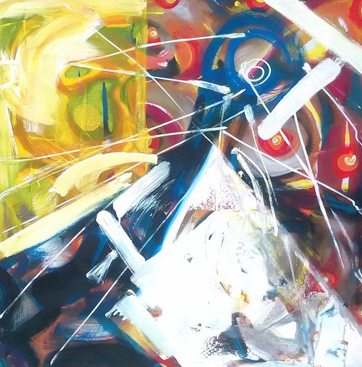 Fifth Dimension by Levente Torok - R3 Art Gallery