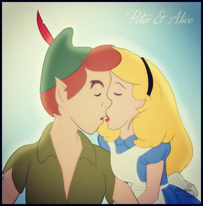 Peter Pan & Alice