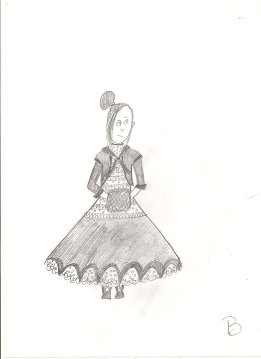 My Winter Dress - Once Upon a Time