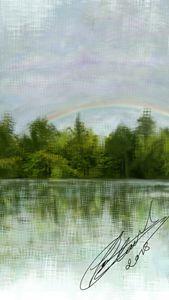 Lake by Trisha Shah