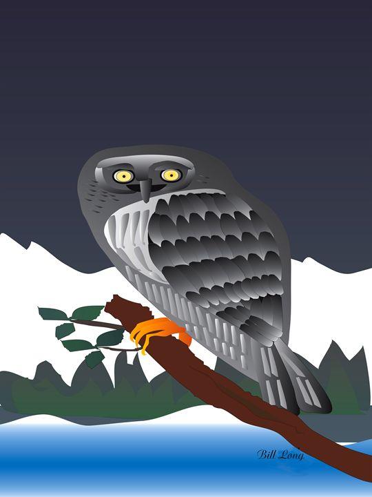 Owl - Dr. Bill Long