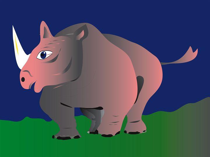 Rhino - Dr. Bill Long