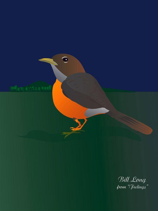 Robin - Dr. Bill Long