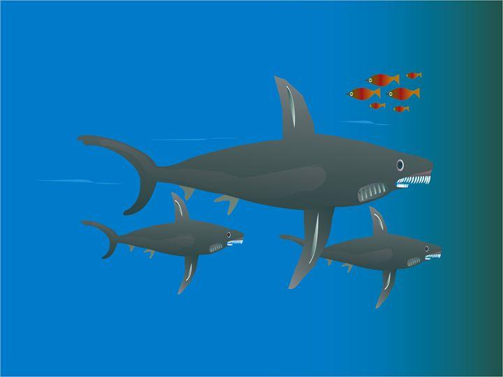 Sharks - Dr. Bill Long