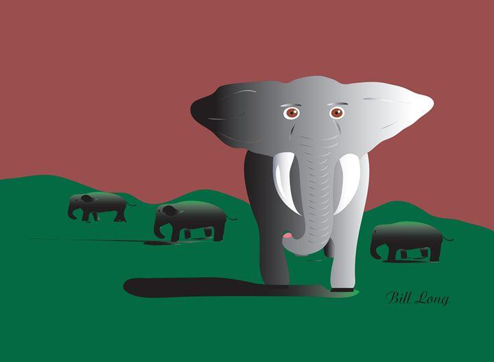 Mr. Elephant - Dr. Bill Long