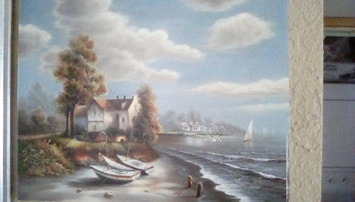 Oceanside scene - Ryan's collection