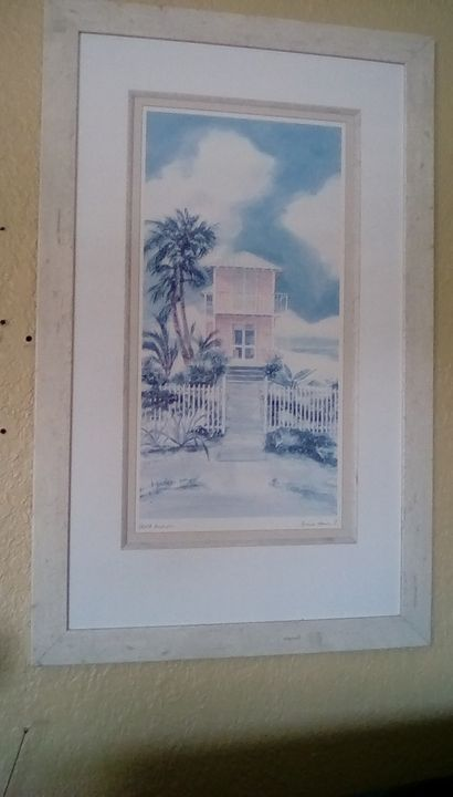 Beach House I - Ryan's collection