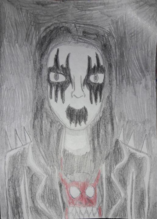 Black Metal Headbanger - John's Gallery