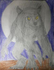 Midnight Werewolf