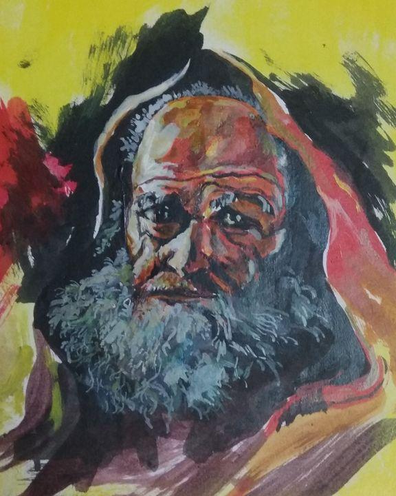 old man - Antara