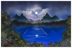 Moonlight Lake