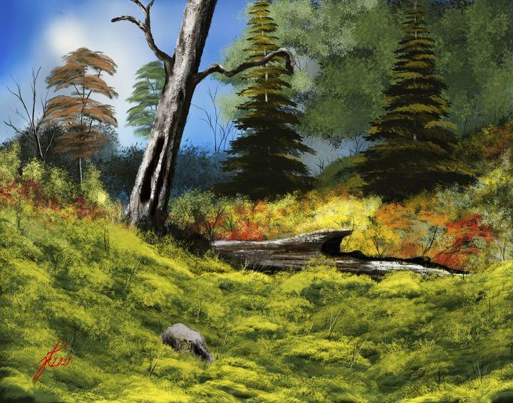The Old Dead Tree - JohnThompson ART