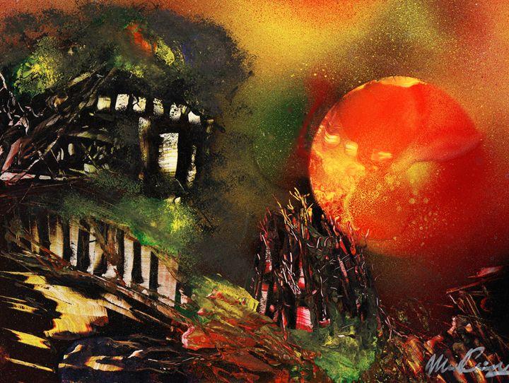 Moonset - Michael Cicirelli