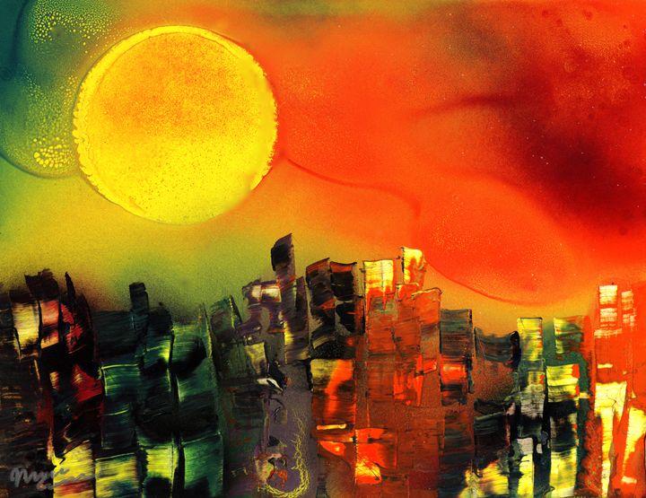 Summer in the City - Michael Cicirelli