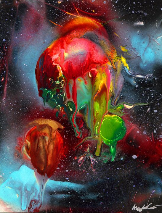 Brain Bleeding Planet - Michael Cicirelli