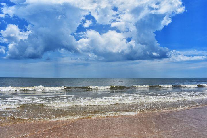 Ana beach - Hilary Davis Photography