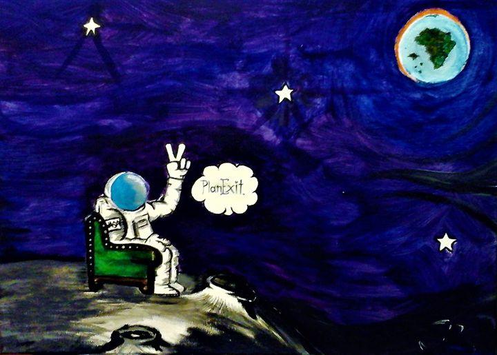 Astroman - Brock Brown