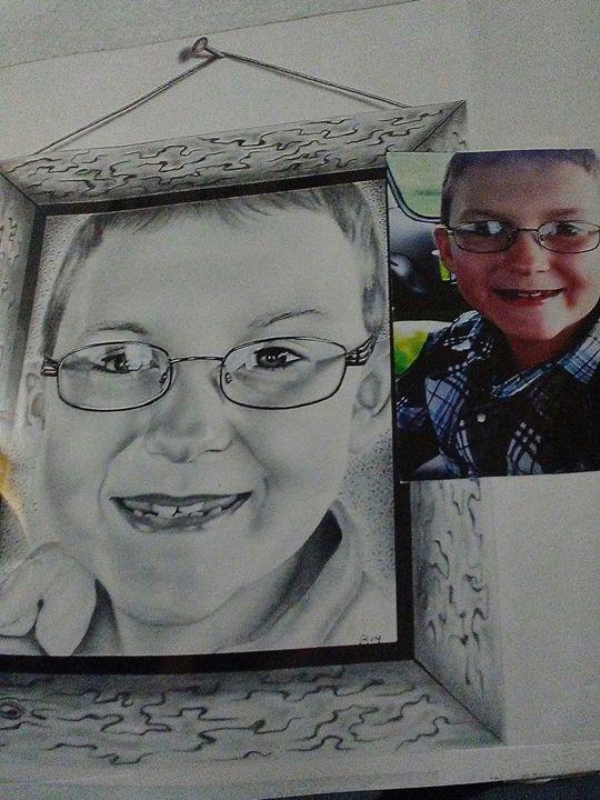 The boy next door - my portraits
