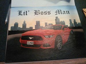 Lil Boss Man