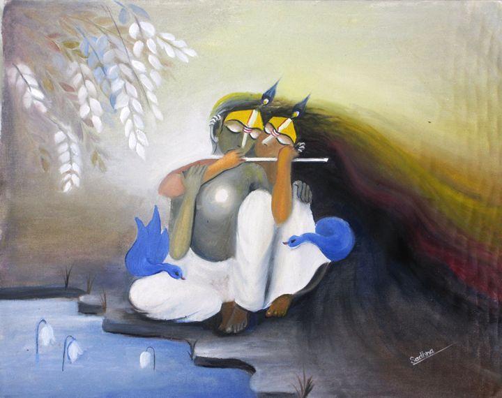 siddha sakha - Art a Thrilling Spark