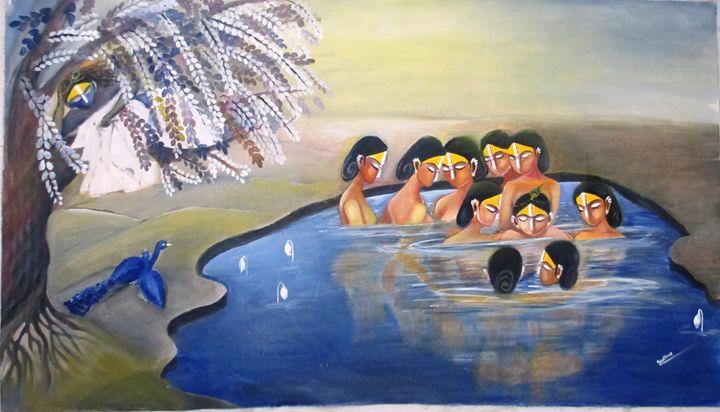 Kalindi - Art a Thrilling Spark
