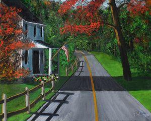 Country House - Bob Lamb