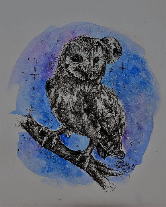 Night Owl - Lavendale