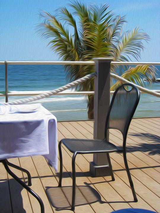 """""""Seaside Dining"""" - artanon"""