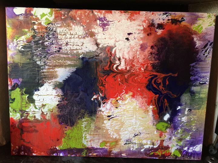 Splash of Colors - 1111angel