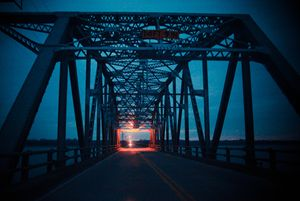 Bridge in Oklahoma - Indiga Christy Photography