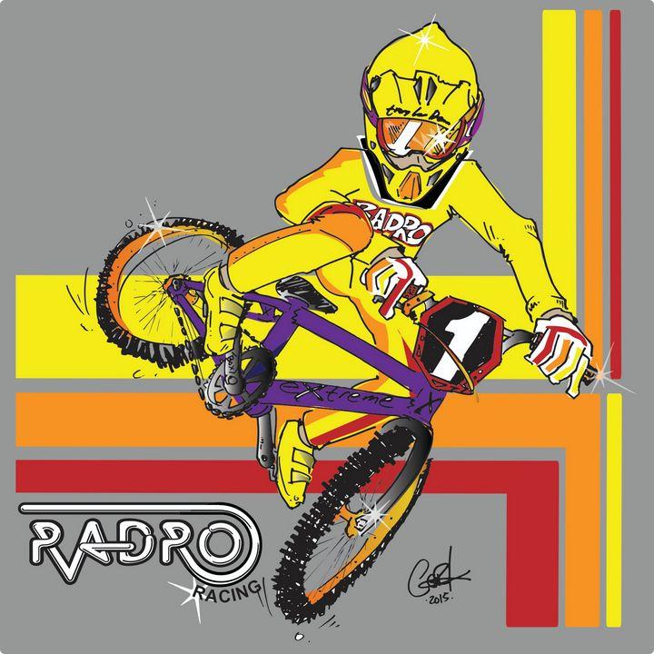 RADRO-RomanJaworsky - gOrk's BMX Art