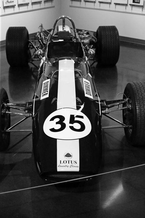 Lotus Race Car - gOrk's BMX Art